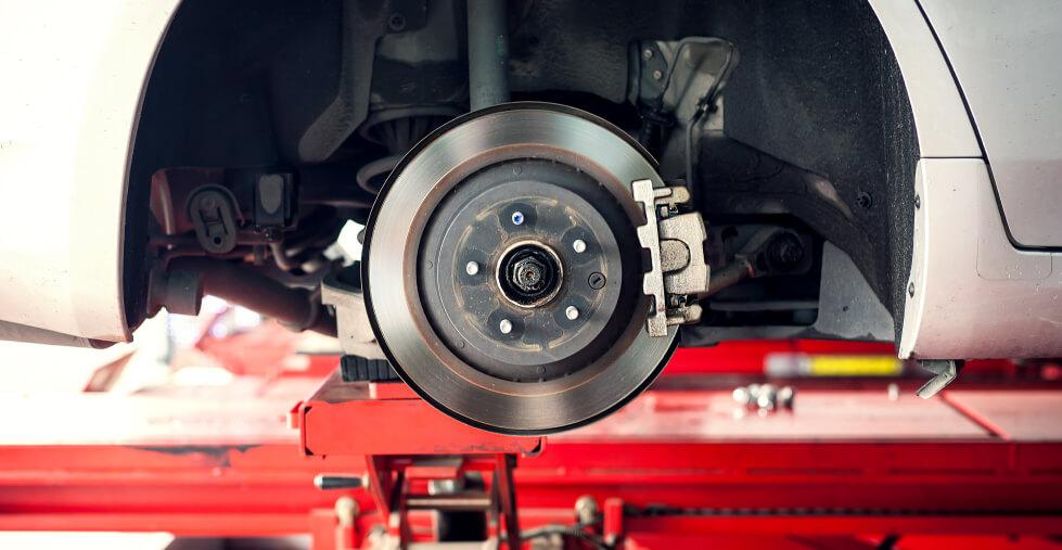 Break for Brake Repair